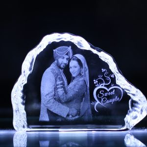 Crystal Engraved 2D & 3D