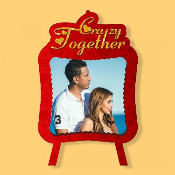 Crazy Together - Fancy Photo Frame