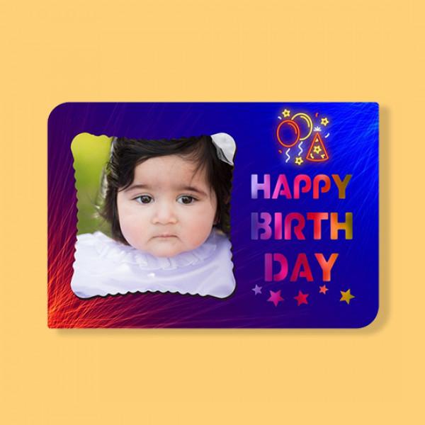 Little Birthday - Fancy Photo Frame