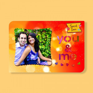 You & Me - Fancy Photo Frame