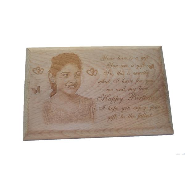 wooden Engraving