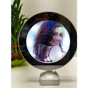 One-Touch Magic Mirror