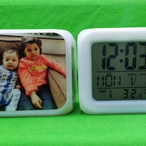 Digital Alarm Led Table Top Clock
