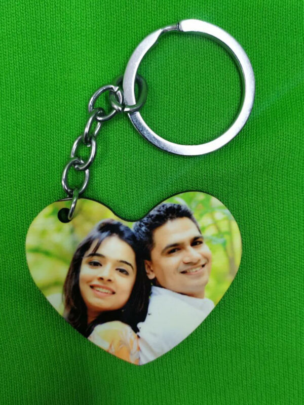 Photo Wooden Key-chains