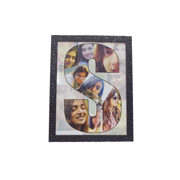 Letter Concept Frame 12*18 Inch