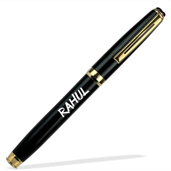 Pen Engraving