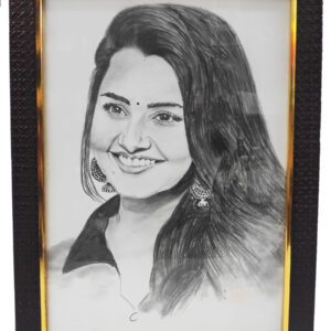 Pencil Sketch Frame