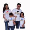 Customized Family Set T- Shirts