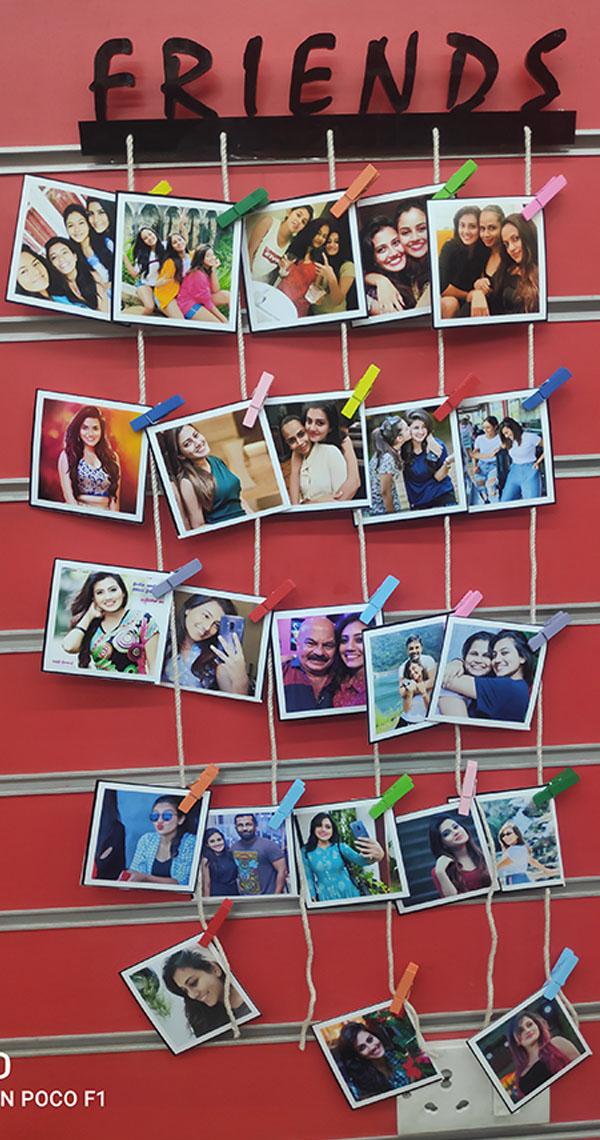 Photo Wall Decor