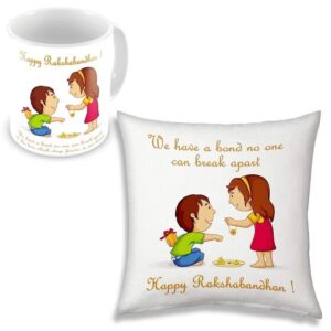 Customized Mug & Pillow