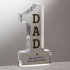 #1 Dad Personalized Award